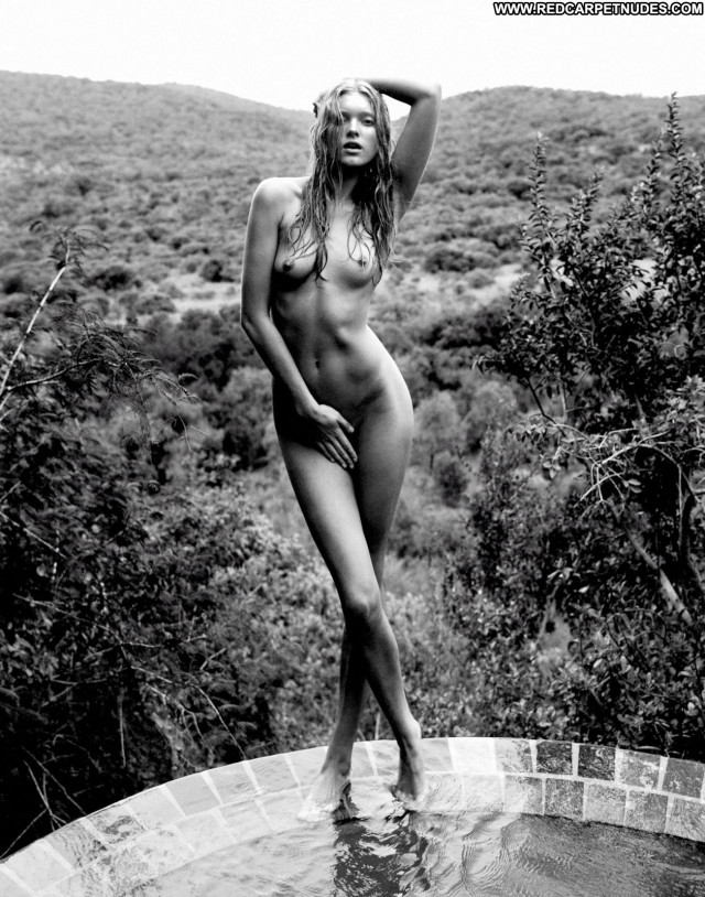 Elsa Hosk Yu Tsai Celebrity Sweden Babe Photoshoot Posing Hot