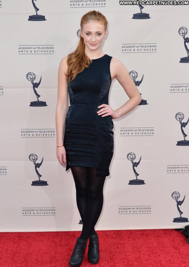 Sophie Turner Los Angeles Celebrity Beautiful Posing Hot Los Angeles