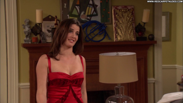 Cobie Smulders No Source Hd Celebrity Beautiful Cleavage Posing Hot