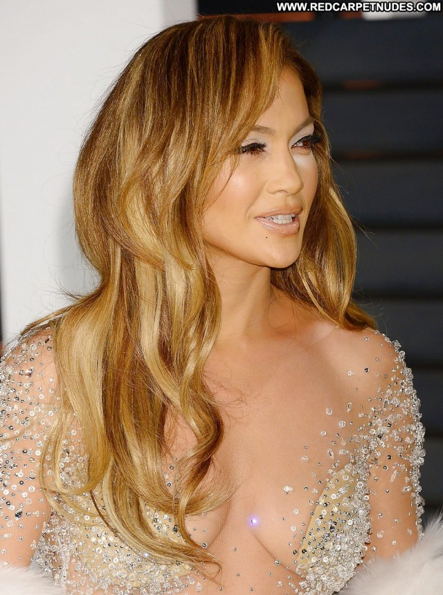 Jennifer Lopez Vanity Fair Brunette Celebrity Babe Famous Party