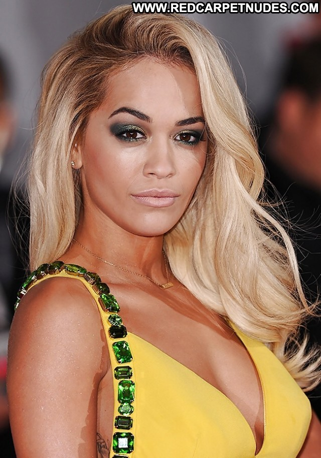 Rita Ora Pictures Blonde Babe Celebrity Sexy