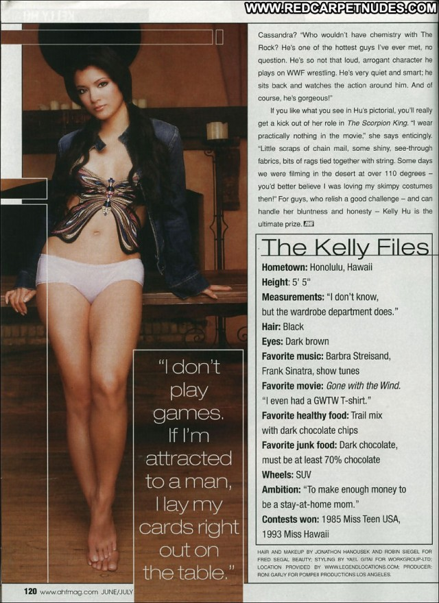 Kelly Hu Pictures Celebrity Asian Nude Hd Hot Female Beautiful Posing
